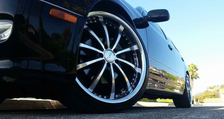 Best Color Rims for a Black Car 2020