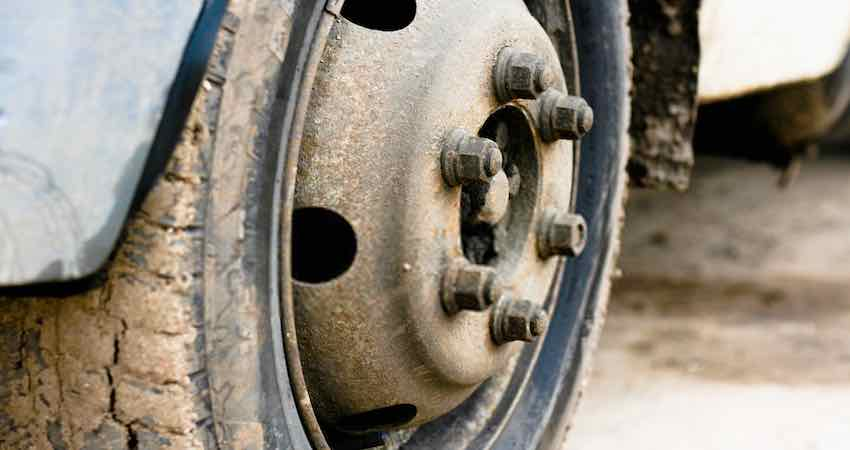 Remove Rust From Steel Wheels
