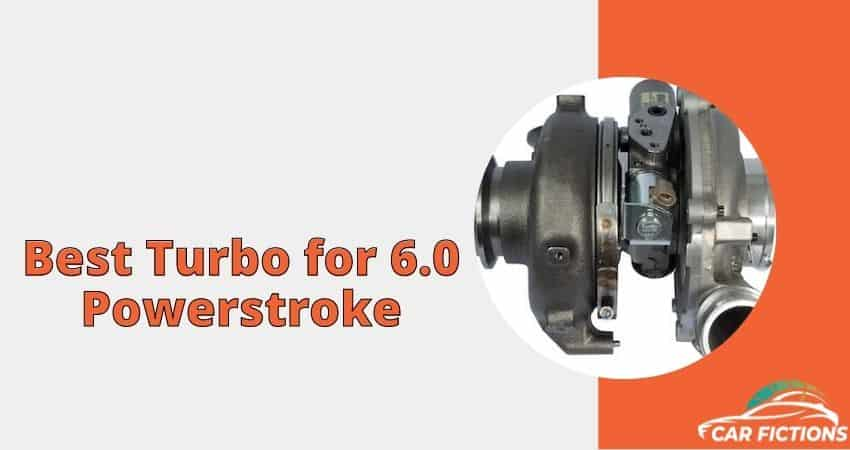 Best Turbo for 6.0 Powerstroke