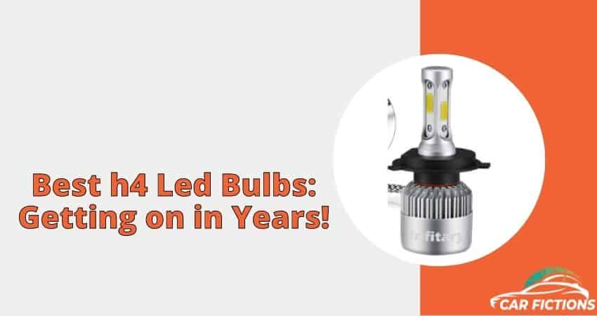 Best H4/9003 LED Bulbs