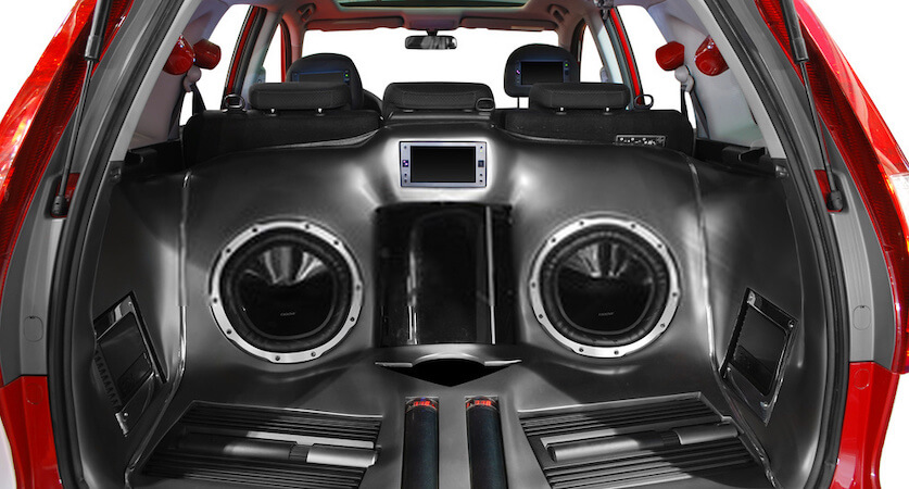 Car Subwoofer Not Working