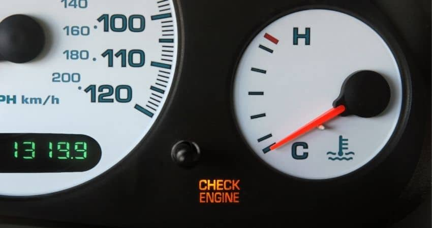 Most Common Reason for Check Engine Light
