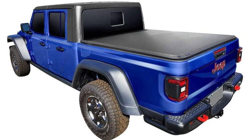 Jeep Gladiator Bed Cover