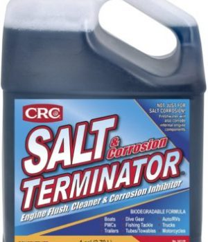 CRC SX128 Salt Terminator Engine Flush, Cleaner and Corrosion Inhibitor