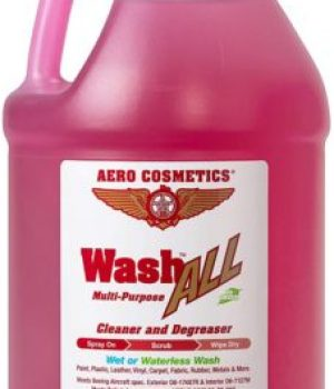 Aero Cosmetics Wash All Multi-Purpose Cleaner and Degreaser